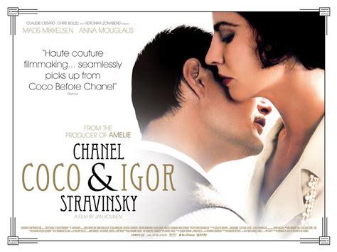 film coco et igor dvdrip coco chanel igor stravinsky identi