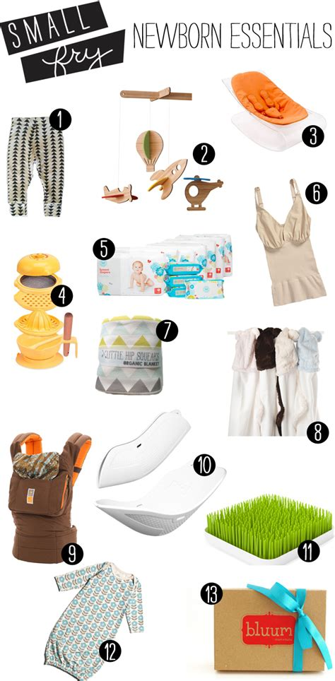 Newborn Giveaway - small fry newborn essentials round up and a giveaway ergobaby blog