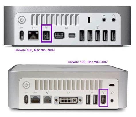 porta firewire mac o que 233 firewire tecmundo