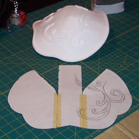 zelda pauldron pattern basic armor patterning rydain org