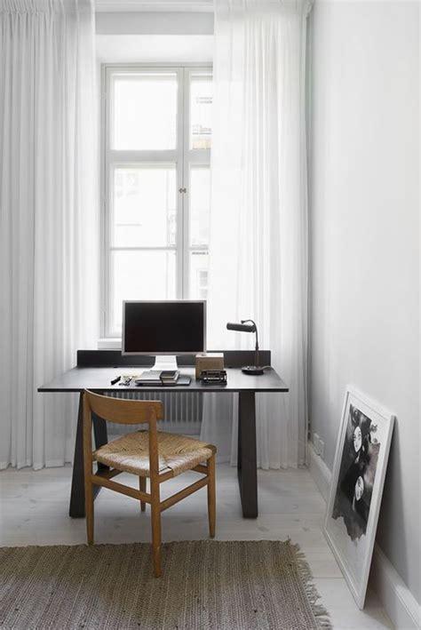 small home office design inspiration 1000 ideas about scandinavian office on pinterest