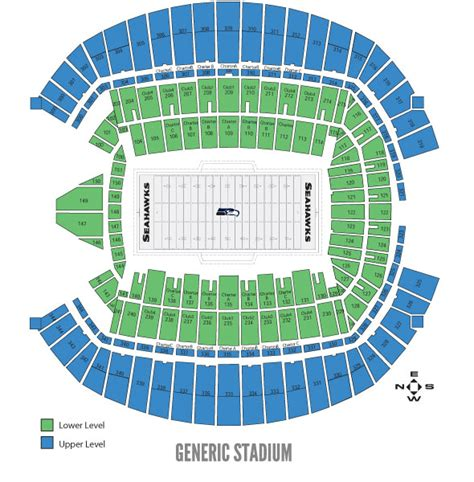 centurylink field map centurylink field seating chart centurylink field football dynamic seating charts ayucar