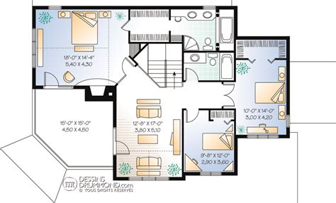 3 Bedroom Villa Floor Plans champ 234 tre m 233 diterran 233 en bordure de lac chalet w2837