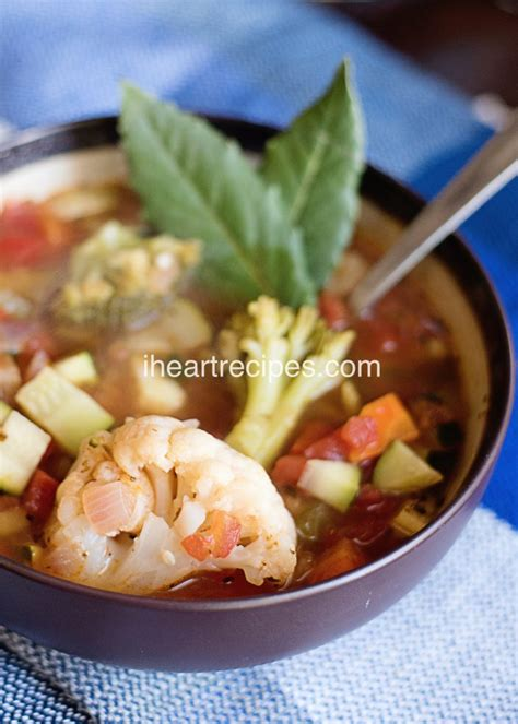 7 Day Vegetable Soup Detox by 7 Day Vegetable Soup Diet I Recipes
