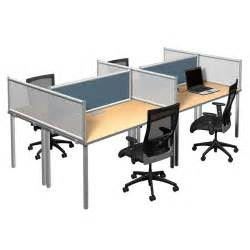 office desk privacy screen frosted acrylic fronts unite the sides and depths