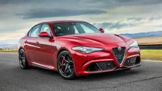Giulia Alfa Romeo 2017 Alfa Romeo Giulia Quadrifoglio Hd Car Pictures
