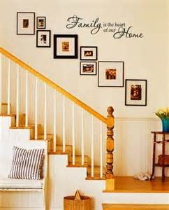 Home Stairs Decoration by Best 20 Staircase Wall Decor Ideas On Stair
