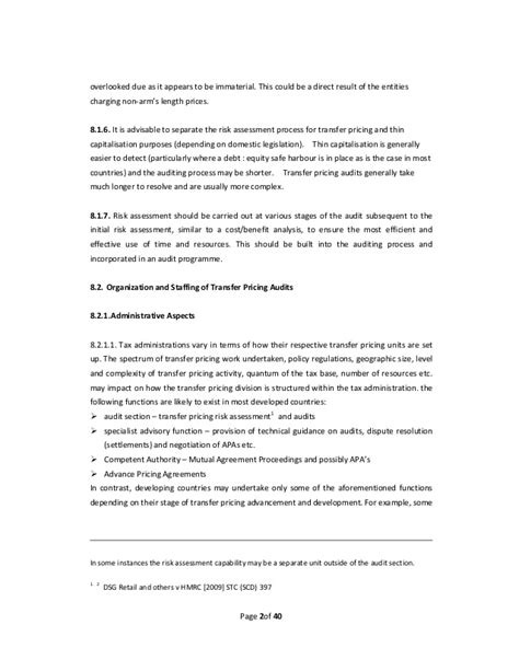 transfer pricing agreement template 28 images photo
