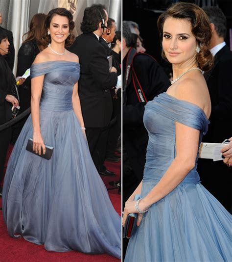 Which Of Penelopes Oscar Dresses Was The Most Fab by Oscars 2012 Carpet Looks Colour Fashion Freeway