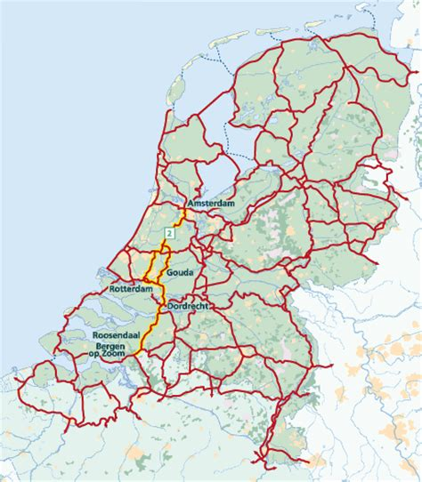 netherlands bicycle map nedly on his treadly dordtse kil ii to alphen aan den rijn