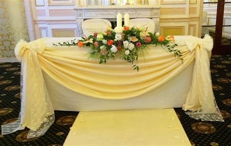 table drapes for conferences chair cover hire sash bows hire wedding table swagging