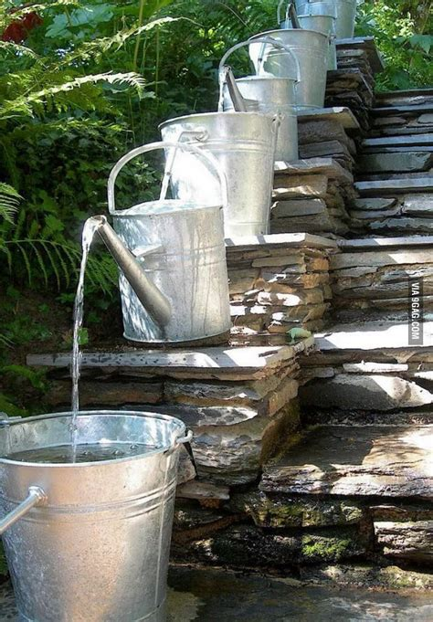 diy water fountain diy pinterest