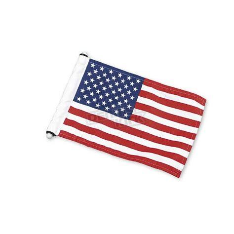 pro pad american flag antenna flag mount kit afm usa motorcycle goldwing dennis kirk