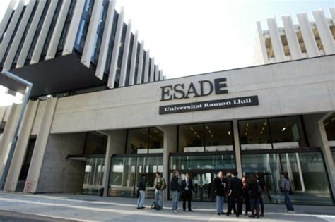 Best School Mba Spain by Esade Business School