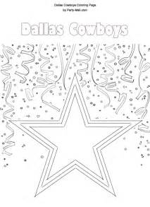 dallas cowboys free coloring pages art coloring pages