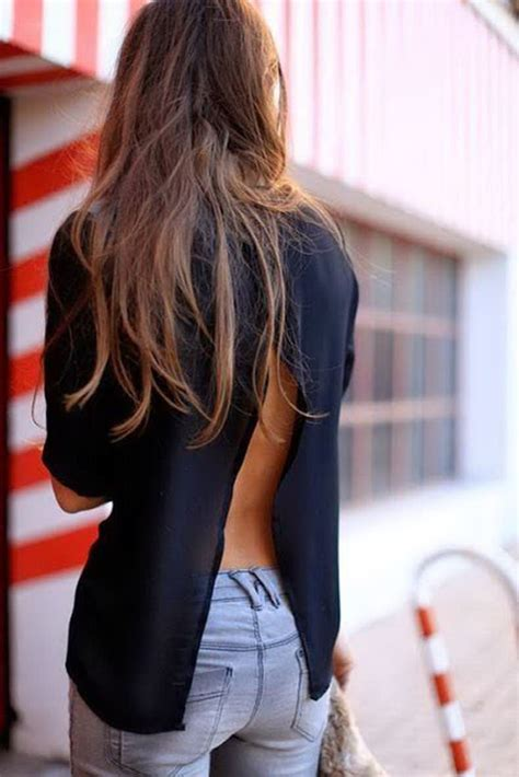ladies back side images how to wear open back tops 2018 fashiongum com