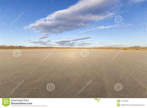 el mirage dry lake bed el mirage dry lake mojave stock photo image 47104200