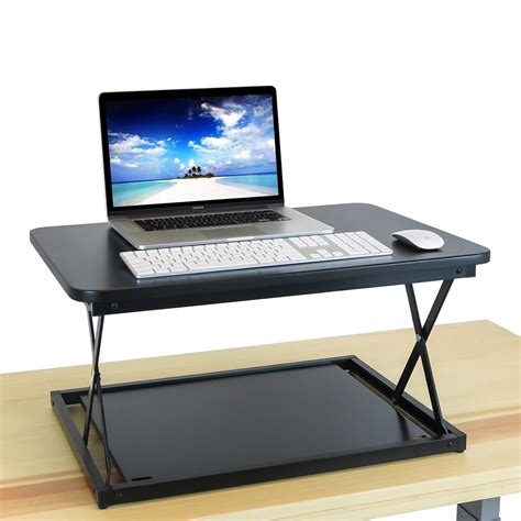 stand up desk price deskriser 28x standing desk adjustable height sit to