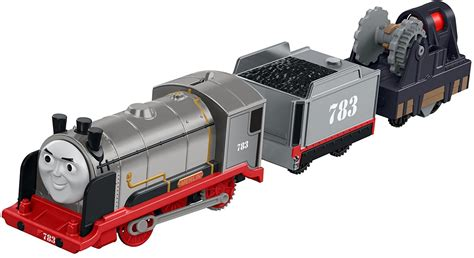 Fisher Price And Friends Motorized Railways Hiro Friends Trackmaster Motorized Railway Merlin Fisher