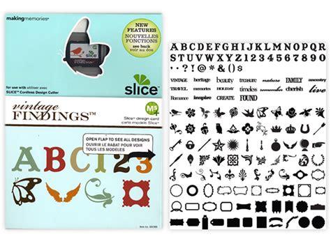 slice design cards memories slice design card vintage findings