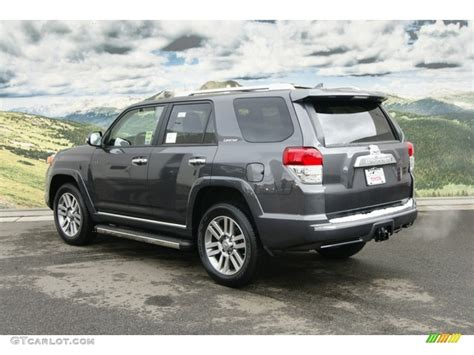 magnetic gray magnetic gray metallic 2012 toyota 4runner limited 4x4 exterior photo 60487079 gtcarlot