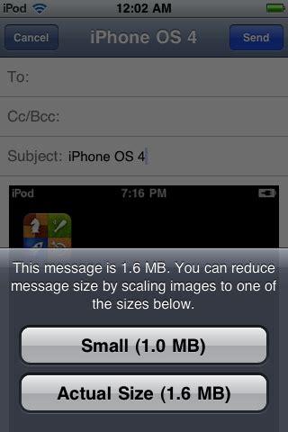 Shrink Photo File Size
