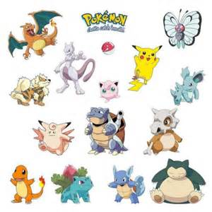 Pokemon Wall Stickers Pokemon Go Wall Stickers Nursery Boys Room Wall Decals
