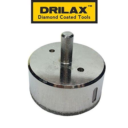 1 Inch Ceramic Tile Drill Bit - drilax 2 1 2 inch tipped drill bit saw for
