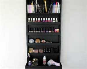 xtra large makeup organizer nail rack by