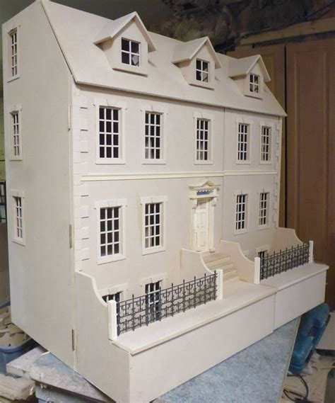 1 12 scale dolls house 1 12 scale dolls house dalton house 3ft wide with basement kit by dhd ebay