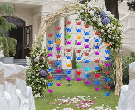 Wedding Decorations For The Church Ceremony 15 Creative And Unique Non Traditional Wedding Ideas