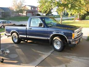 1993 chevrolet s 10 regular cab specifications pictures
