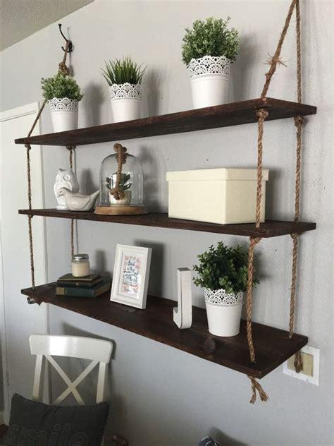 floating shelf set    ft long  uniquetaylormade