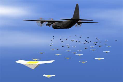 micro drone navy readies swarming micro drones defense systems