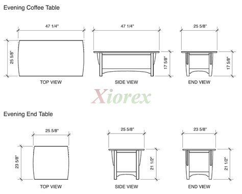 coffee table dimensions standard living rooms coffee table