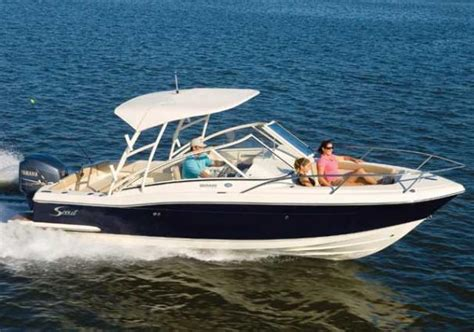 used scout boats for sale in ct 2014 used scout boats 245 dorado freshwater fishing boat