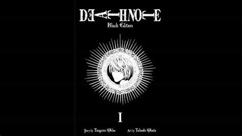 note black edition vol 1 note black edition volume 1 review