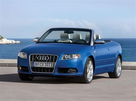Audi S4 Top Speed by 2007 Audi S4 Convertible Top Speed
