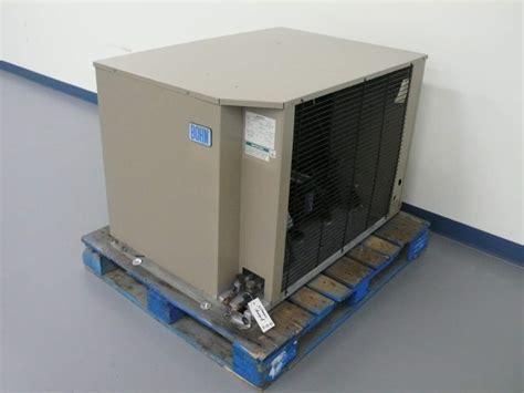 walk in cooler unit bohn 1 hp walk in cooler condensing unit compressor ebay
