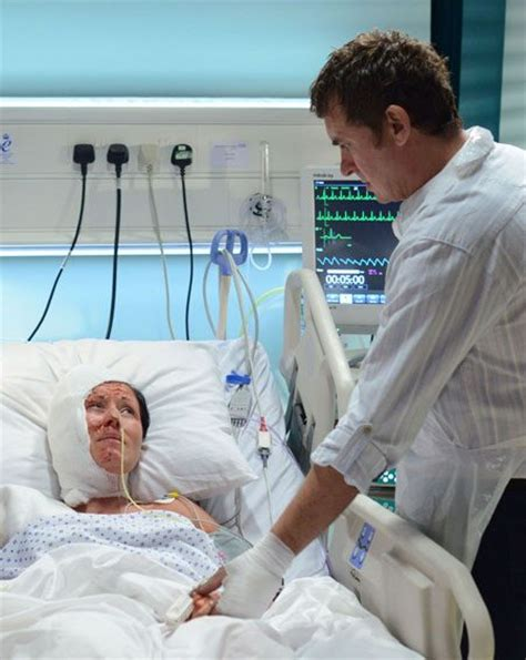 Richie Shuns Hospitalized by Eastenders Spoiler Alfie Moon Tries To Tell Hospitalised
