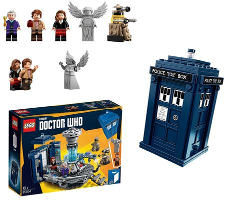Lego 21304 Doctor Who lego doctor who 21304 ideas set is now available for