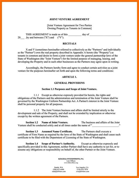 term sheet template for joint venture term sheet term sheet template for joint venture sletemplatess
