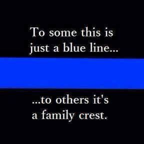 blue lives matter in the line of duty books blue line family crest lives matter for my