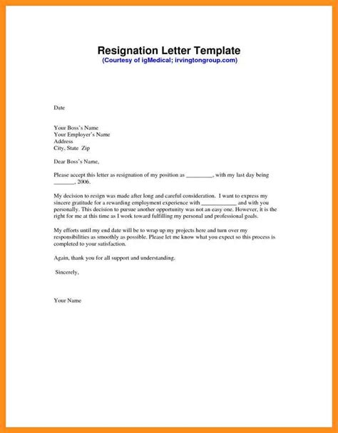 Resignation Letter From Employee To Employer by 9 Writing A Resignation Letter To Employer Agenda Exle