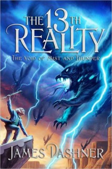 the 13th reality series books the void of mist and thunder 13th reality series 4 by