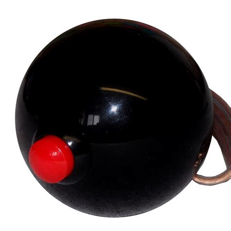 Push Button Shift Knob by Black Side Button Knob