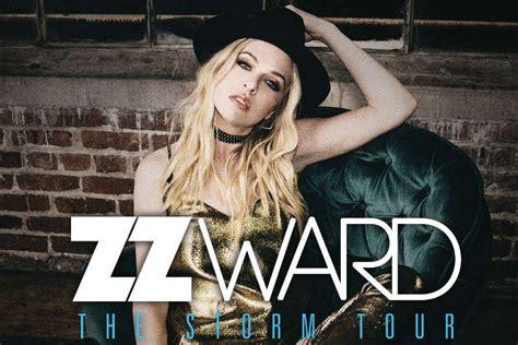 u2 fan club presale code zz ward plans 2018 the storm tour dates for north