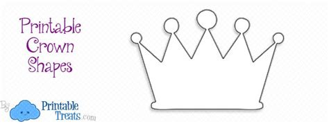 prince crown template the gallery for gt prince crown cut out