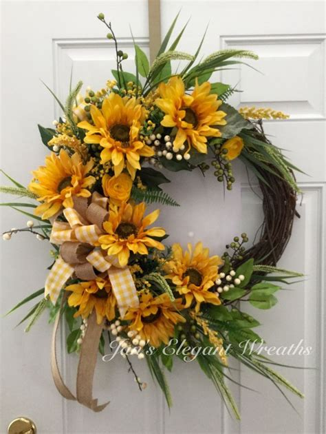 25 unique summer door wreaths ideas on unique