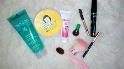 Wardah Intensive Untuk Kulit Berjerawat makeup sehari hari buat muka berjerawat berminyak